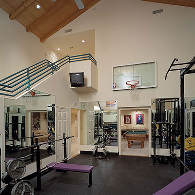 Remodels Additions Home Gym 93 062 05